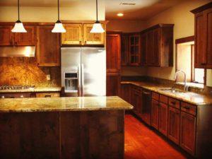 Versatile Mountain Home Kitchen