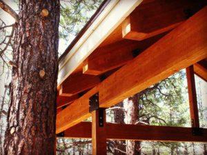 Versatile Mountain Home Woodwork