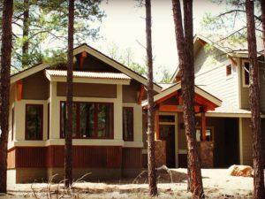Versatile Mountain Home Front