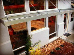 Contemporary Home Energy Efficient Windows