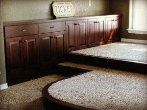Entertainment Room Flooring
