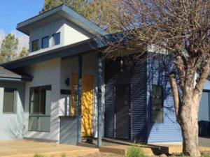 Home Remodel Entrance