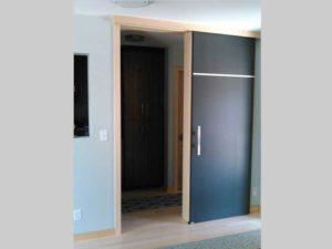 Orion Home Remodel Doorway